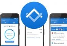 Triangle app Google