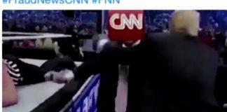 CNN responde a tuit y video violento de Donald Trump