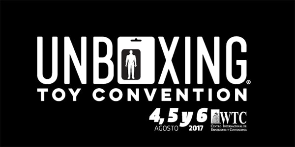 Unboxing Toy Convention 2017