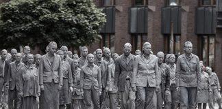 Marcha de zombies en el G20