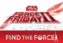 Force Friday II weekend 2017