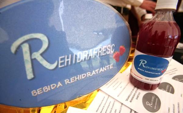 Rehidrafresc. Bebida para las personas diabéticas