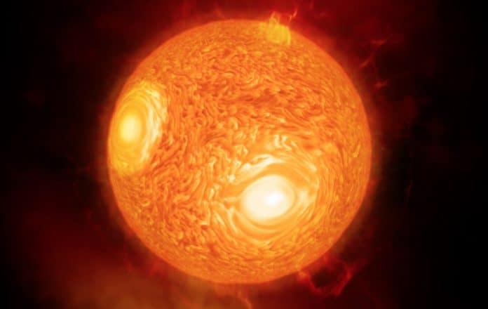 Estrella Antares