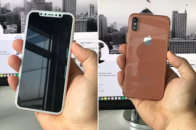 iPhone 8 lanzamiento