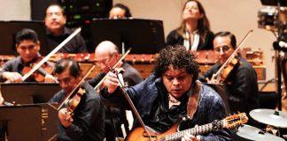 Orquesta Típica de la Ciudad de México 133 aniversario