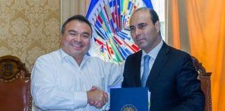 OEA y Congreso del Estado de Puebla