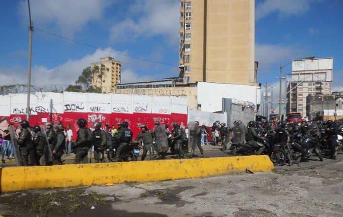 violaciones sistemáticas de los derechos humanos en Venezuela