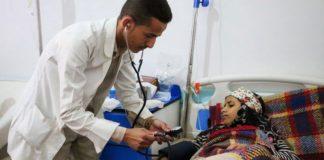 Yemen cólera OMS