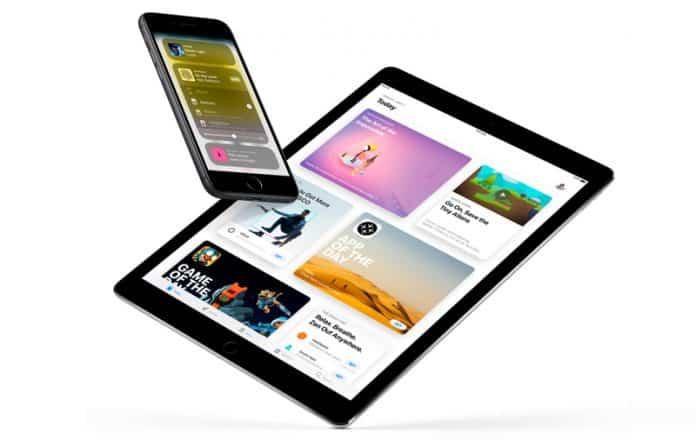 iOS 11 de Apple
