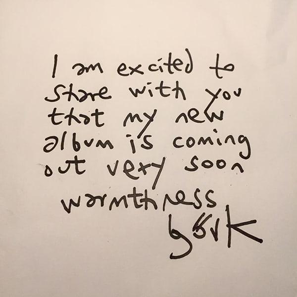 Björk 'The Gate'