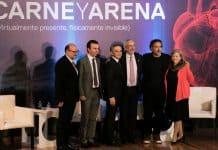 Alejandro G. Iñárritu Carne y Arena en la CDMX