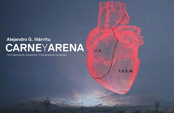 Carne y Arena' de Alejandro G. Iñárritu CDMX