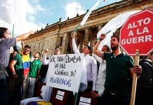Cese al fuego Colombia ELN