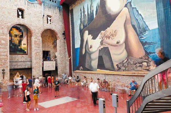 Dalí no es el padre de Pilar Abel
