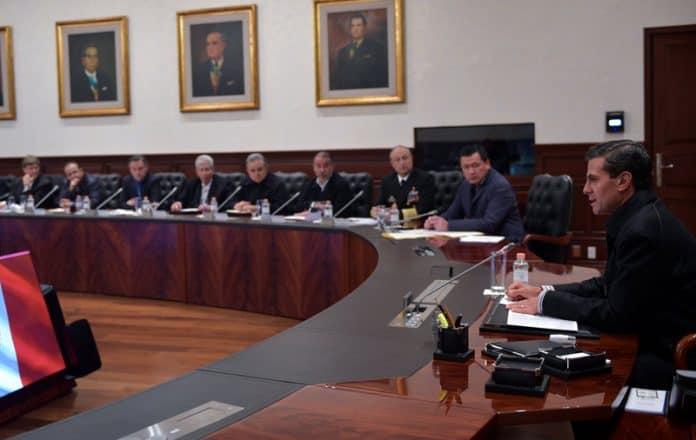 EPN presenta medidas para apoyo por el sismo y el huracán Katia