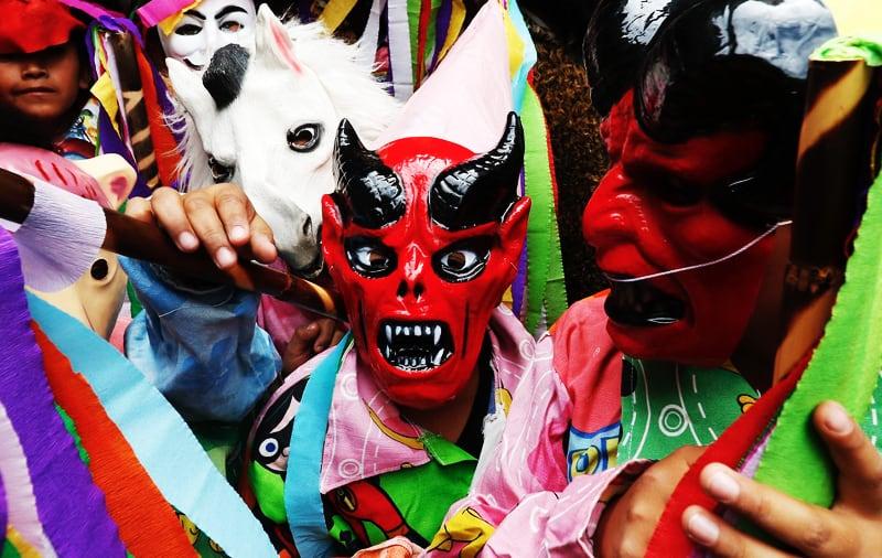 Inicia la Fiesta de Culturas Indígenas