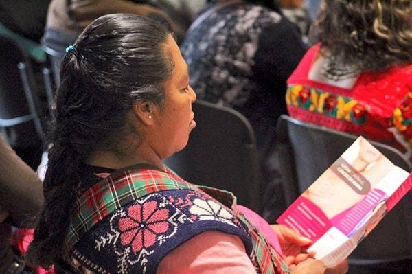 Inmujeres CDMX Día internacional de la mujer indígena