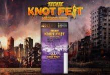 Knotfest México 2017 se solidariza