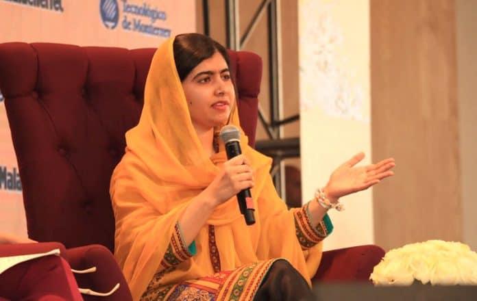 Malala Yousafzai visitó México