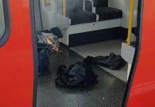 Ataque en Parsons Green Londres