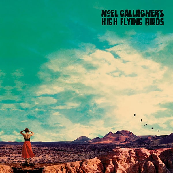 Noel Gallagher nuevo disco 2017