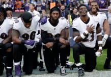 protesta en la NFL Black Power