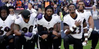 protesta en la NFL Black Power