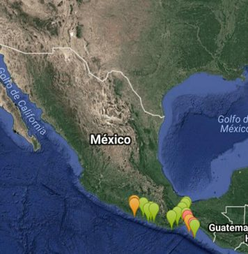 Tsunami sismo 8 grados