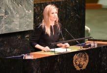 ONU trata de personas