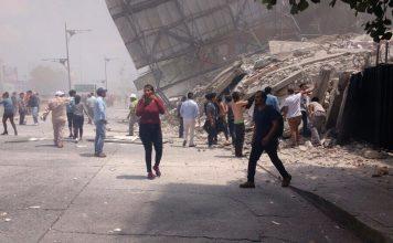 terremoto del 19 de septiembre 2017