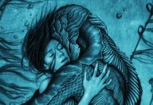 Guillermo del Toro 'The shape of Water'