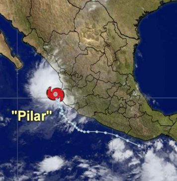 Tormenta tropical Pilar