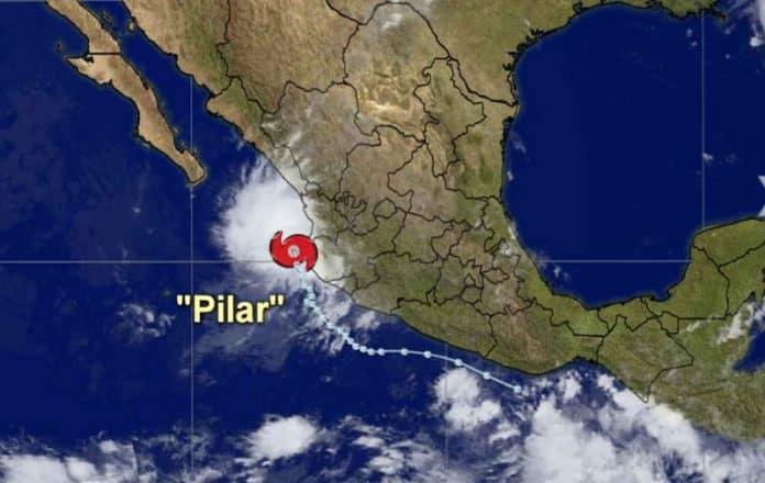 Tormenta tropical Pilar