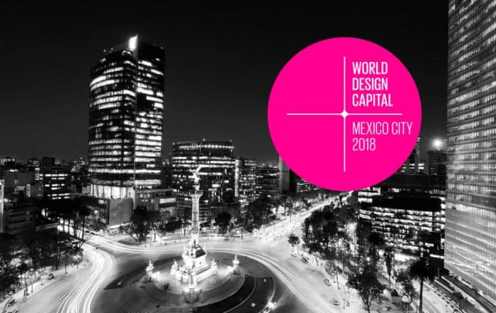 World Design Capital CDMX 2018,