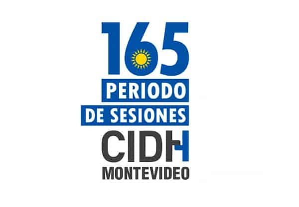 165 período de sesiones de la CIDH