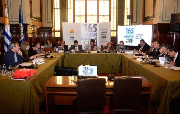 165 periodo de sesiones de la CIDH