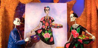 Ofrenda de Muertos 2017 en el Museo Dolores Olmedo