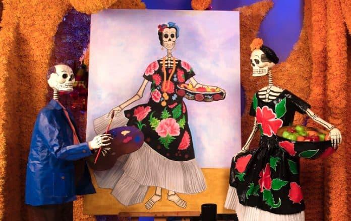 Talleres, fiestas y Ofrenda de Muertos 2017 en el Museo