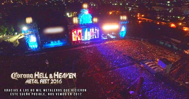Hell and Heaven 2018