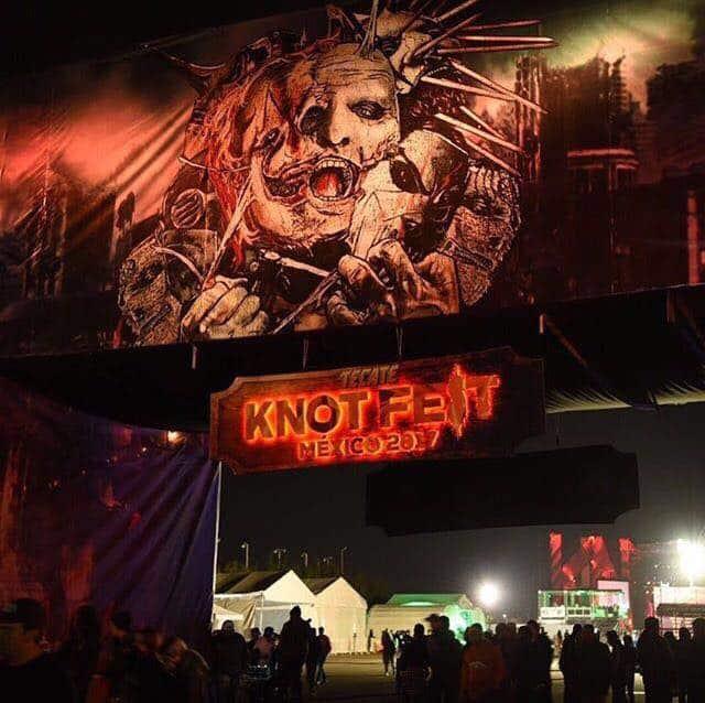Knotfest 2017 México reseña