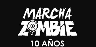 Marcha Zombie México 2017 CDMX