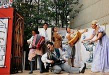 Teatro en Plazas Públicas, Teatro en tu Barrio 7a. edición de la CDMX