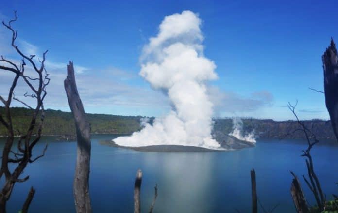 Vanuatu evacuados por amenaza de volcán