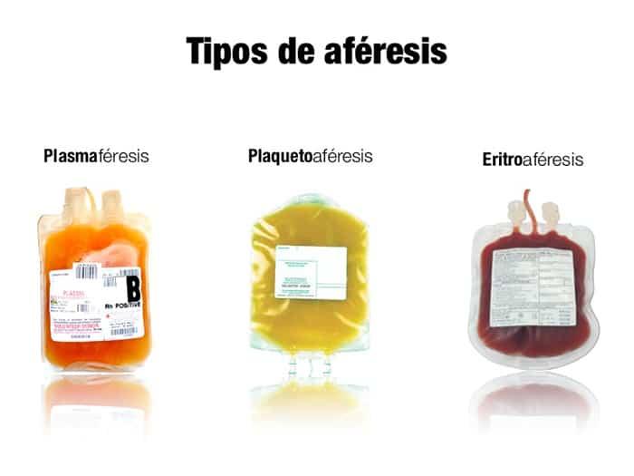 donación de plaquetas