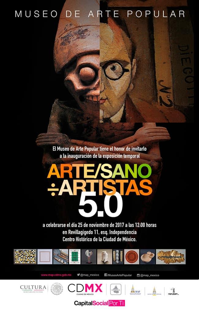 ArteSano÷Artistas 5.0