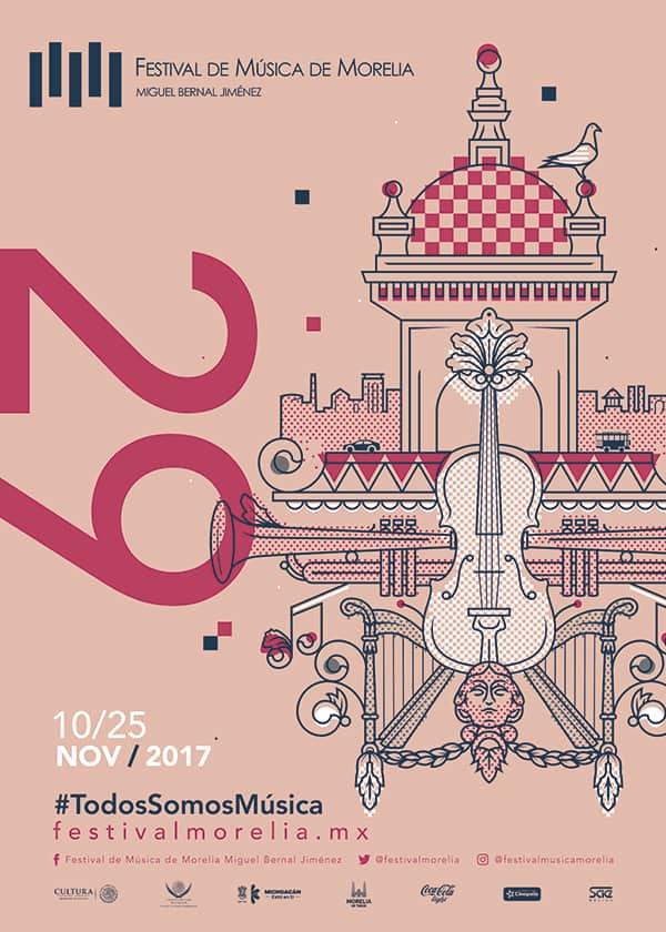 El Festival de Música de Morelia 2017