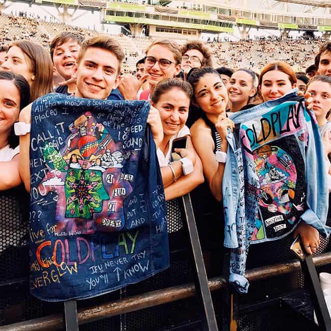 Coldplay Cerati con Musica Ligera