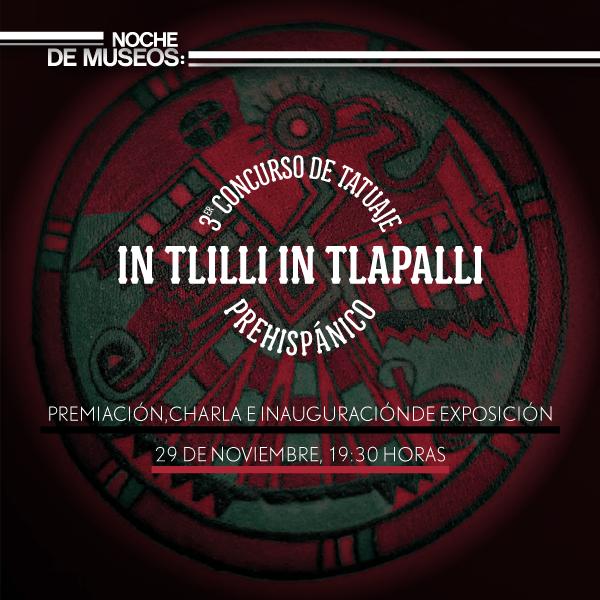 Premiación concurso In Tlilli in Tlapalli