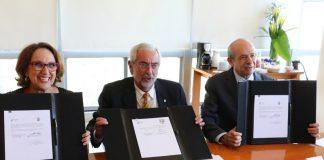 UNAM, IPN firman Alianza para la Movilidad Académica