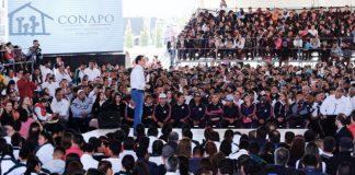 violencia de género: Osorio Chong